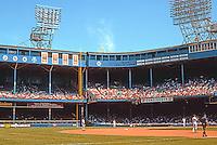 Ballparks: Detroit--Tiger Stadium, Sun. June 8, 1997.