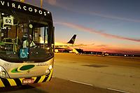 Campinas (SP), 30/04/2021 - Aeroporto  Internacional de Viracopos, Campinas, SP. (Foto: Denny Cesare/Código19)