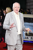 """Sir Tim Rice<br /> arrives for the premiere of """"The Time of Their Lives"""" at the Curzon Mayfair, London.<br /> <br /> <br /> ©Ash Knotek  D3239  08/03/2017"""