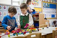 Preschool Holiday Party 12-21-12