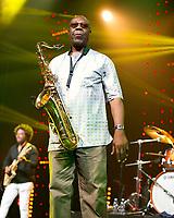 Manu Dibango - Jazz in Marciac - 10 août 2017Patrick Guillemin- DALLE