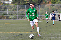 Cameron Lindsay of the Wairarapa United during the Central League Football -  North Wellington FC v Wairarapa United at Alex Moore Park ( Alex Moore Artificial) / Johnsonville / New Zealand on Saturday 29 May 2021.<br /> Copyright photo: Masanori Udagawa /  www.photosport.nz