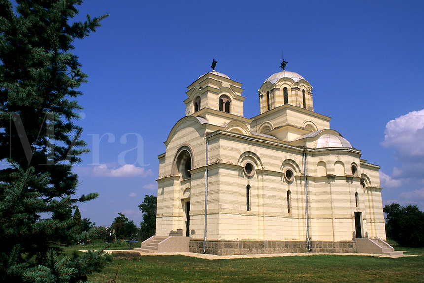 Catholic Church beauty in Pristina Montenegro