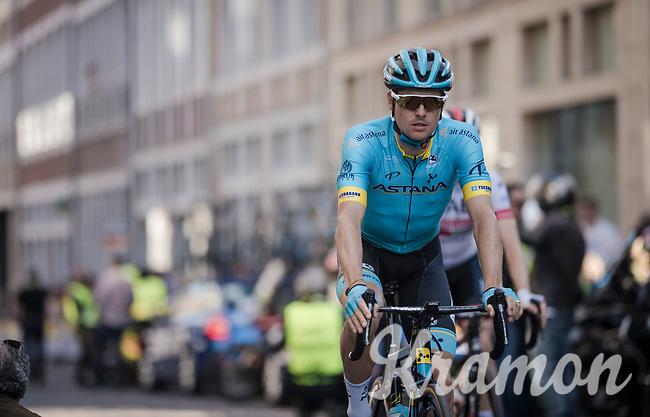 Jakob FUGLSANG (DEN/Astana)<br /> <br /> 54th Amstel Gold Race 2019 (1.UWT)<br /> One day race from Maastricht to Berg en Terblijt (NED/266km)<br /> <br /> ©kramon