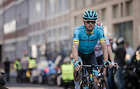 Jakob FUGLSANG (DEN/Astana)<br /> <br /> 54th Amstel Gold Race 2019 (1.UWT)<br /> One day race from Maastricht to Berg en Terblijt (NED/266km)<br /> <br /> ©kramon