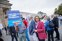 2015/08/19 Berlin | Rechte | AfD-Protest gegen Griechenland-Hilfe