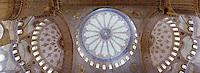Europe/Turquie/Istanbul: Coupole de la Mosquée Bleue