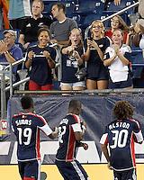 New England Revolution vs Columbus Crew, September 05, 2012