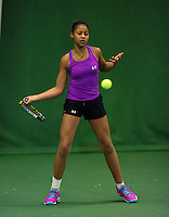 November 30, 2014, Almere, Tennis, Winter Youth Circuit, WJC,  <br /> Photo: Henk Koster