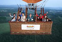 20120402 April 02 Hot Air Balloon Cairns