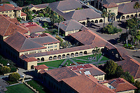 Stanford University Aerial Photography