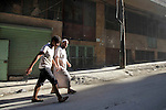 Aleppo daily life - august 2013