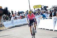 3rd September 2020; Le Teil to Mont Aigoual , France. Tour de France cycling tour, stage 6; Ef Powless, Neilson Mont Aigoual