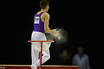 British Gymnastics Championships 2017<br /> The Liverpool Echo Arena<br /> Adam Steele Pipers Vale Gymnastics Centre<br /> 25.03.17<br /> ©Steve Pope - Sportingwales
