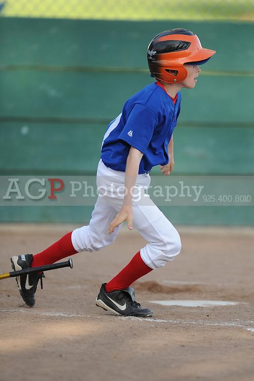 The Major Cubs of Pleasanton National Little League  March 28, 2009.