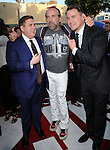 Peter Stormare, Jonah Hill and Channing Tatum attends The Columbia Pictures' 22 JUMP STREET Premiere held at The Regency Village Theatre in Westwood, California on June 10,2014                                                                               © 2014 Hollywood Press Agency