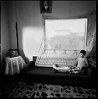 Lebanon War 2006: Aftermath: cluster bomb victims
