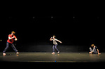 CONCOURS DANSE ELARGIE<br /> LITTLE PERCEPTIONS<br /> Choregraphie : SOULIER Noe<br /> Avec :<br /> LAC Thibault, LINEHAN Daniel, SOULIER Noe<br /> Lieu : Theatre de la Ville<br /> Ville : Paris<br /> Le : 27 06 2010<br /> © Laurent PAILLIER / photosdedanse.com<br /> All rights reserved