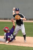 January 16, 2010:  Kody Davis (West Jordan, UT) of the Baseball Factory Northwest Team during the 2010 Under Armour Pre-Season All-America Tournament at Kino Sports Complex in Tucson, AZ.  Photo By Mike Janes/Four Seam Images