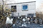 Old shack in the Woodyard