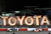 #18: Riley Herbst, Joe Gibbs Racing, Toyota Supra Monster Energy