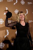 September 16 2012 - Montreal, Quebec, CANADA - Gemeaux Awards Gala - <br /> <br />  - Michelle Allen