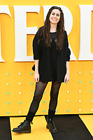 """LONDON, UK. June 18, 2019: Dodie Clark arriving for the UK premiere of """"Yesterday"""" at the Odeon Luxe, Leicester Square, London.<br /> Picture: Steve Vas/Featureflash"""
