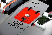 "Emergency escape hatch, Marty Wolfe, GP-93 ""Renegade"", .Syracuse Hydrofest, Onondaga Lake, Syracuse, NY.20/21 June, 2009, Dayton, OH USA..©F. Peirce Williams 2009 USA.F.Peirce Williams.photography.ref: RAW (.NEF) File Available"