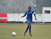 France U19 - Russia U19 : French Griedge M'Bock Bathy (C) (5) .foto DAVID CATRY / Nikonpro.be