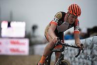 Tim Merlier (BEL/VastgoedService-Golden Palace)<br /> <br /> Jaarmarktcross Niel 2015  Elite Men & U23 race
