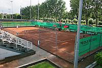 August 9, 2014, Netherlands, Rotterdam, TV Victoria, Tennis, National Junior Championships, NJK, centercourt<br />  Photo: Tennisimages/Henk Koster