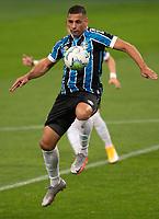14th October 2020; Arena de Gremio, Porto Alegre, Brazil; Brazilian Serie A, Gremio versus Botafogo; Diego Souza of Gremio