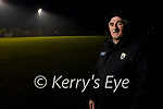 Joe Wallace, caretaker of the Caherslea GAA Grounds