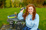 LAura Whelton Fossa who is shaving her hair in aid of the Kerry Rape Crisis Centre