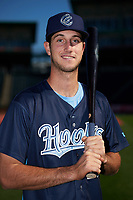Corpus Christi Hooks designated hitter Kyle Tucker (12) poses for a photo before a game against the Springfield Cardinals on May 30, 2017 at Hammons Field in Springfield, Missouri.  Springfield defeated Corpus Christi 4-3.  (Mike Janes/Four Seam Images)