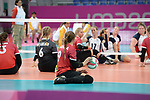 Sarah Melenka, Lima 2019 - Sitting Volleyball // Volleyball assis.<br /> Canada competes in women's Sitting Volleyball // Canada participe au volleyball assis féminin. 26/08/2019.