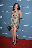 Karen Olivo at Fox's 'House' series finale wrap party at Cicada on April 20, 2012 in Los Angeles, California. ©mpi21/MediaPunch Inc.