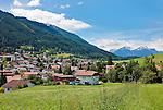 Austria, Tyrol, Innsbruck Holiday Village Rinn east of Innsbruck | Oesterreich, Tirol, Innsbrucks Feriendorf Rinn, oestlich von Innsbruck