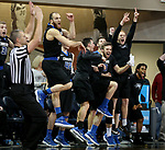 Cornerstone vs St. Francis 2018 NAIA Men's Basketball Championship