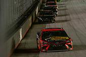 #19: Martin Truex Jr., Joe Gibbs Racing, Toyota Camry Bass Pro Shops, #96: Daniel Suarez, Gaunt Brothers Racing, Toyota Camry Genuine Parts & Service
