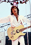 Cheap Trick 1980 Tom Petersson Summer Blowout at the Coliseum<br /> © Chris Walter
