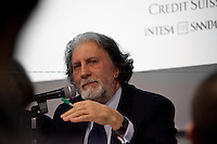 """""""Anti-mafia Judge"""". Roberto Scarpinato, Magistrate and General attorney of the Prosecutor of Caltanissetta, Sicily.<br /> <br /> For more pictures on this event click here: <a href=""""http://bit.ly/SPsWHu""""> http://bit.ly/SPsWHu</a>"""