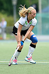 GER - Mannheim, Germany, May 24: During the U16 Girls match between Australia (green) and Germany (white) during the international witsun tournament on May 24, 2015 at Mannheimer HC in Mannheim, Germany. Final score 0-6 (0-3). (Photo by Dirk Markgraf / www.265-images.com) *** Local caption *** Emily Kerner #17 of Germany