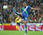 WfL Wolfsburg's Naldo during Champions League 2015/2016 Quarter-finals 2nd leg match. April 12,2016. (ALTERPHOTOS/Acero)