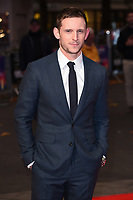 "Jamie Bell<br /> arriving for the London Film Festival 2017 screening of ""Film Stars Don't Die in Liverpool"" at Odeon Leicester Square, London<br /> <br /> <br /> ©Ash Knotek  D3331  11/10/2017"