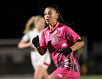 Jessica Silva Valdebenito (18 Charleroi) pictured §during a female soccer game between Oud Heverlee Leuven and Sporting de Charleroi on the seventh matchday of the 2020 - 2021 season of Belgian Womens Super League , sunday 15 th of November 2020  in Heverlee , Belgium . PHOTO SPORTPIX.BE | SPP | SEVIL OKTEM