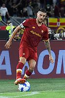 12th September 2021; Olimpico Stadium, Rome, Italy; Serie A championship football, AS Roma versus US Sassulo ; Lorenzo Pellegrini of As Roma