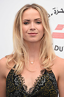 Elina Svitolina<br /> arriving for the Tennis on the Thames WTA event in Bernie Spain Gardens, South Bank, London<br /> <br /> ©Ash Knotek  D3412  28/06/2018