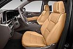 Front seat view of a 2021 Cadillac Escalade ESV Sport 5 Door SUV
