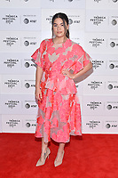 """New York CITY - JUNE 15: Devery Jacobs attends the Tribeca Festival screening of FX's """"Reservation Dogs"""" on June 15, 2021 in New York City. (Photo by Anthony Behar/FX/PictureGroup)"""